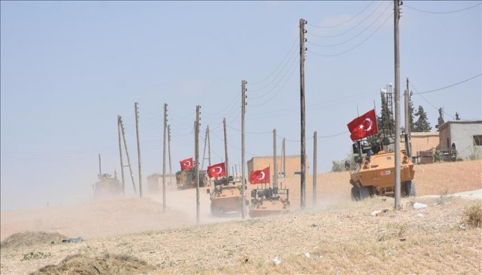 تركيا: لن نسمح بالمماطلة حول المنطقة الآمنة بسوريا