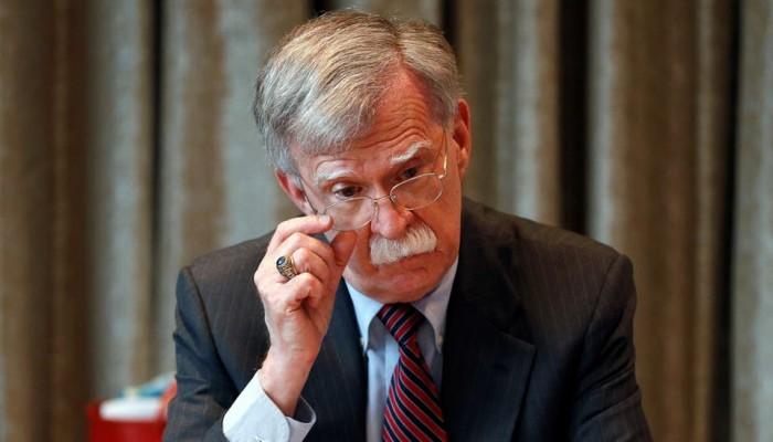 طهران: إقالة بولتون دليل على فشل السياسة الأمريكية تجاه إيران