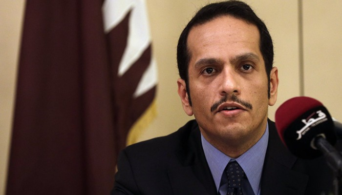 وزير الخارجية القطري: القضية الفلسطينية أمّ القضايا العربية وأساسها