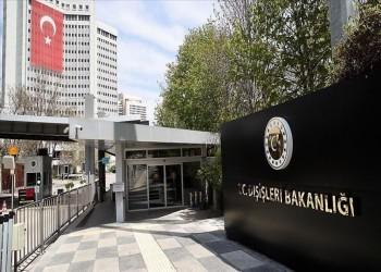 تركيا: خطة إسرائيل لضم أراض جديدة انتهاك وقح وغير مقبول