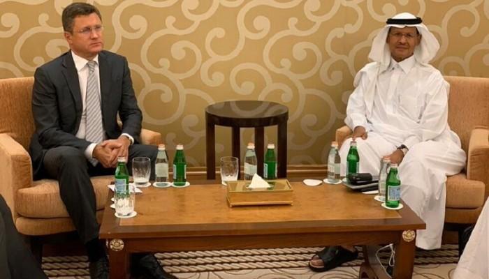 وزير الطاقة الروسي يعد باتفاقيات مهمة مع السعودية