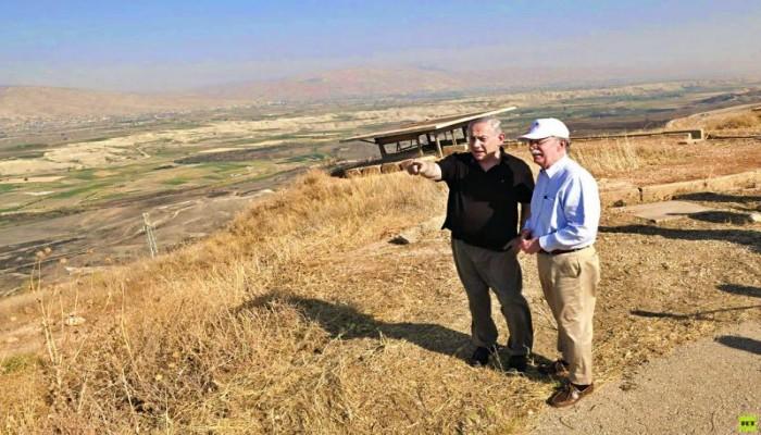 غور الأردن التي تعهد نتنياهو بضمها لإسرائيل.. ما أهميتها؟