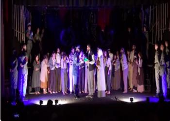 سفارة إسرائيل بمصر تشيد بمسرحية طلابية تدين الهولوكوست