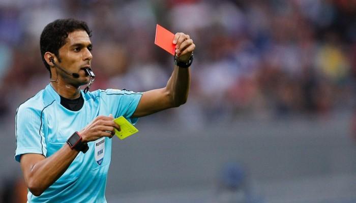 بعد غياب 18 شهرا.. السعودي المرداسي يطلب العودة لإدارة المباريات