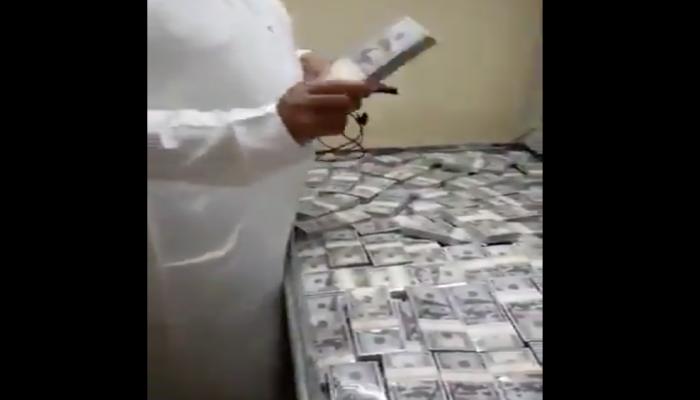 شرطة دبي تكشف حقيقة صناديق الدولارات