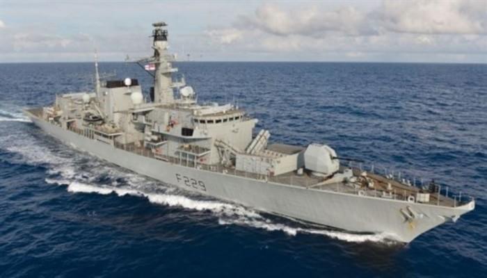بريطانيا توقع عقدا بـ 1.5 مليار دولار لبناء أسطول حربي جديد
