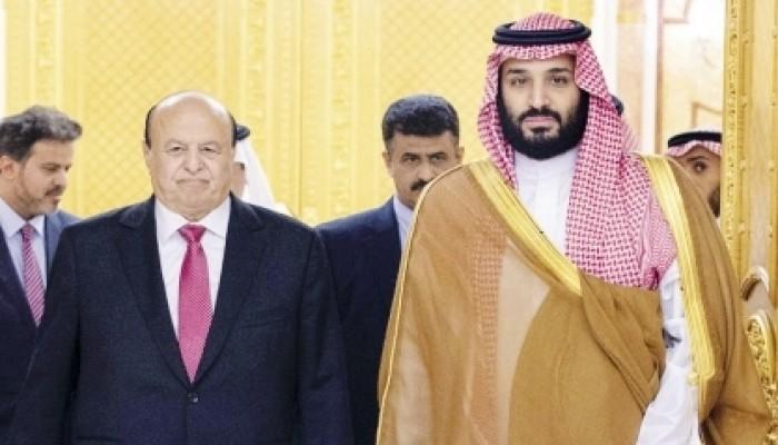 صحيفة لبنانية: السعودية تواجه ممانعة قوية من حكومة هادي لأول مرة