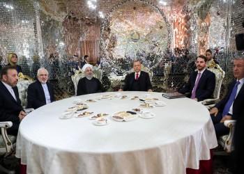 روحاني يزور أنقرة الأحد للمشاركة في القمة التركية الروسية الإيرانية