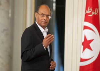 المرزوقي يرفض دعوة الغنوشي لدعم مورو في رئاسيات تونس