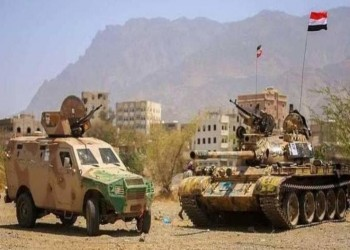 الجيش اليمني يدفع بتعزيزات ضد الانتقالي الجنوبي في أبين