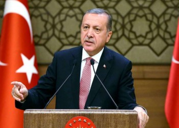 أردوغان: اضطررنا لشراءإس-400 وسأبحث مع ترامب صفقة إف-35