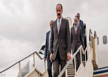 رئيس إريتريا يزور السودان للمرة الأولى منذ 2014
