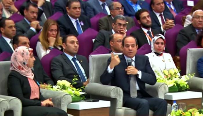 هل أقر السيسي بصحة اتهامات محمد علي؟