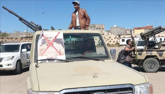 """ليبيا.. قوات """"الوفاق"""" تنفي مشاركة طائرات تركية في حربها ضد حفتر"""