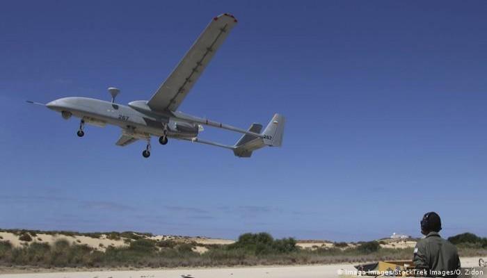 الجبهة الشعبية بغزة تعلن إسقاط طائرة تجسس إسرائيلية
