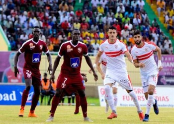 أبطال أفريقيا: هزيمة مفاجئة للزمالك المصري من جينراسيون السنغالي