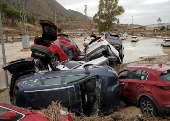 لم تشهدها منذ 100 عام.. قتلى بسبب أمطار عارمة في إسبانيا (فيديو)