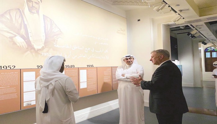 واشنطن تشيد بجهود قطر في مكافحة الاتجار بالبشر