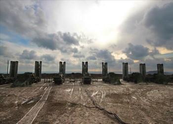 تركيا تعلن اكتمال وصول البطارية الثانية من إس-400