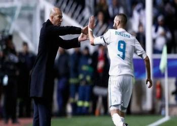 زيدان متهم بالتحيز للفرنسيين ضد الأسبان داخل ريال مدريد