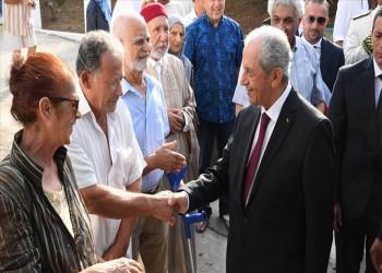 الرئيس التونسي المؤقت يحث المواطنين على التوجه لصناديق الاقتراع
