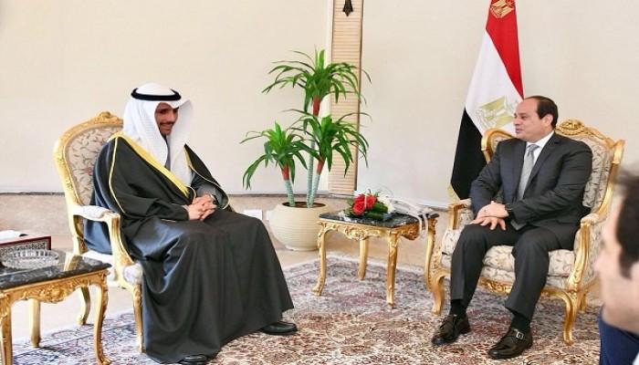 رئيس مجلس الأمة الكويتي يغادر إلى القاهرة في زيارة رسمية