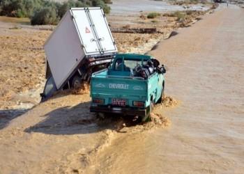 السيول تهدد محافظات مصرية بالغرق