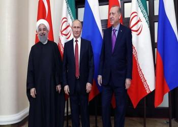 بوتين: روسيا وتركيا وإيران وضعت أساس الحل الدائم في سوريا