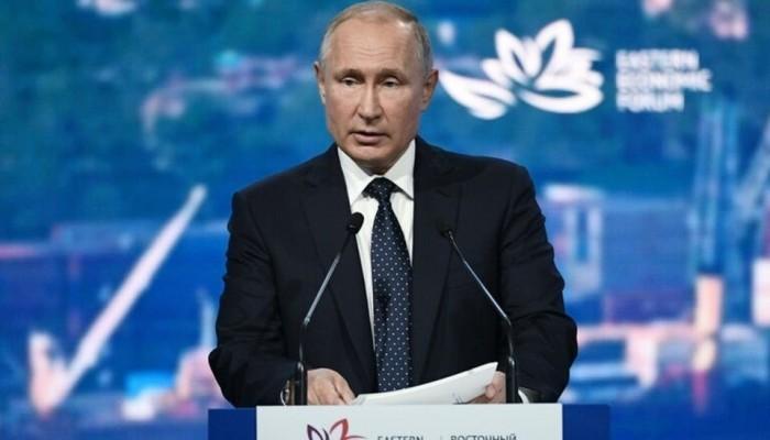 بوتين يستشهد بآيات قرآنية لحل الأزمتين اليمنية والسورية
