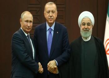 القمة الثلاثية بأنقرة تشدد على وحدة سوريا