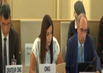 إخفاء الفلسطينيين بالسعودية أمام مجلس حقوق الإنسان الأممي