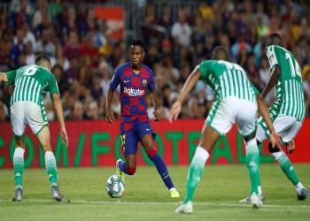 برشلونة مهدد بفقدان فاتي 7 مباريات بسبب التخلي عن بلده الأصلي