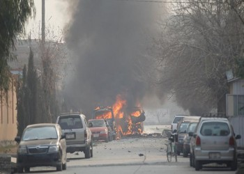 طالبان تتبنى مقتل 24من مؤيدي الرئيس الأفغاني