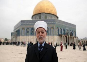 مفتي القدس يحرم تزويج من يبيع أراض فلسطينية لإسرائيليين