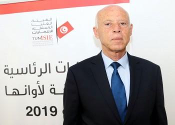 قيس سعيد: سأنفتح على جميع التونسيين بلا تحالفات
