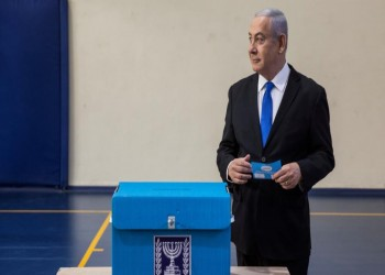 نتنياهو يلمح لتحالف من أجل حكومة يمينية ويؤكد: لن تضم عربا