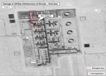 مصادر: أمريكا رصدت تحركات بقاعدة إيرانية قبيل هجوم أرامكو