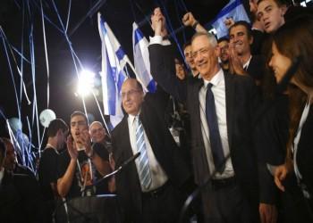 تعادل حزب نتنياهو وتحالف أزرق أبيض بالانتخابات الإسرائيلية