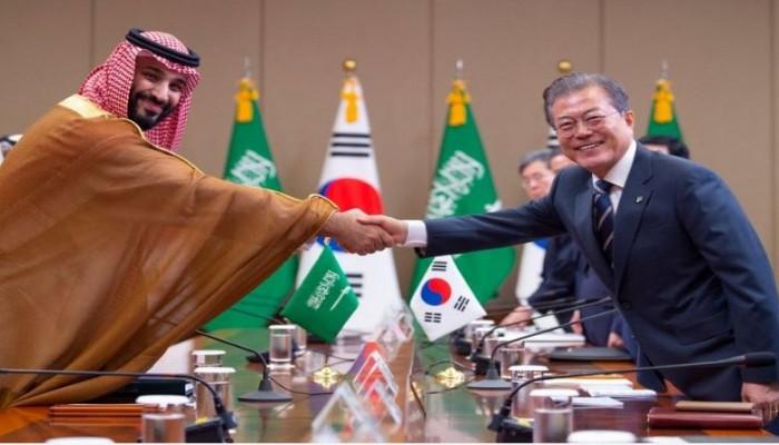 بن سلمان يطلب مساعدة كوريا الجنوبية لتعزيز نظام الدفاع الجوي السعودي