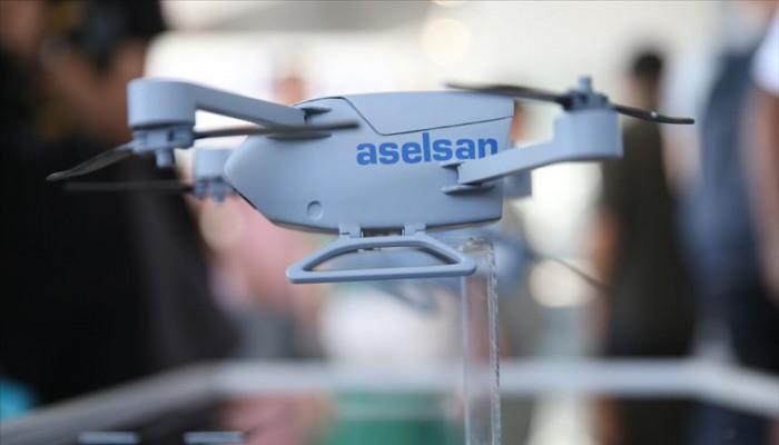 المسيّرة النانوية التركية.. طائرة صغيرة لمهام كبيرة