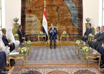 السيسي يؤكد دعم مصر لأمن واستقرار السودان