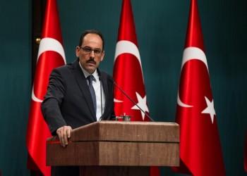الرئاسة التركية: نؤيد وقفا لإطلاق النار في ليبيا