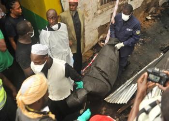 مصرع 28 طفلا في حريق بمدرسة قرآنية بليبيريا