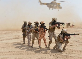 الكويت ترفع حالة الاستعداد القتالي وتنفذ تدريبات بالذخيرة الحية
