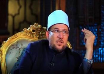 خطبة الجمعة في مصر تهاجم مواقع التواصل وتؤيد السيسي