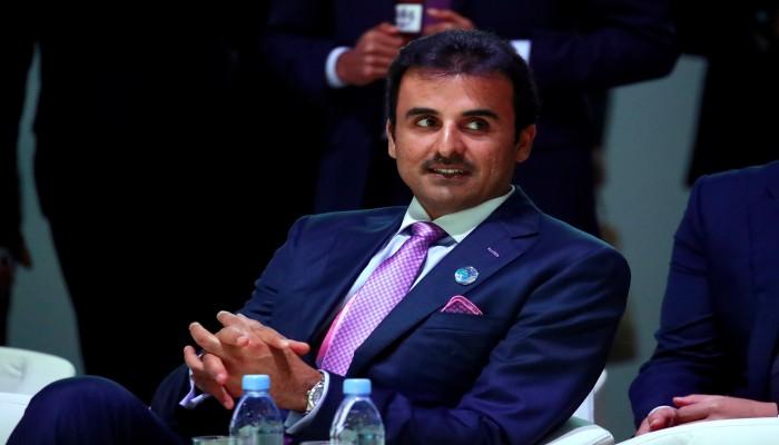 أمير قطر يزور فرنسا وبريطانيا