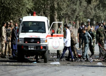 قطر تدين الهجوم على مقر المخابرات الأفغانية