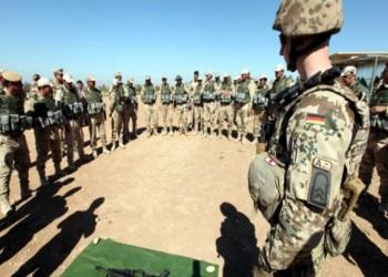 الحكومة الألمانية تمدد فترة عمل قواتها في العراق لعام إضافي