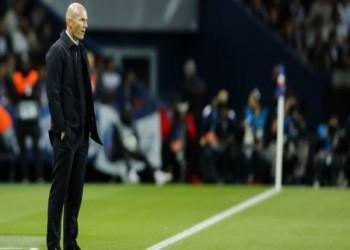جماهير ريال مدريد تطالب بإقالة زيدان وتتهمه بالاحتيال