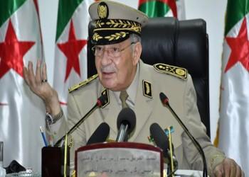 قايد صالح: الشعب الجزائري يتعجل الانتخابات الرئاسية